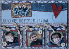 Live-Dream-Create Creations People Fall In Love, Happy Family, Scrapbook, Live, Create, Projects, Cards, Decor, Log Projects