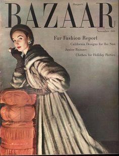 Harper's Bazaar November 1953