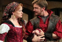 """Petruchio to Katherine from """"The Taming of the Shrew"""" (II.i.261–272)"""