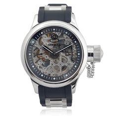 7.5/10 Invicta Men's 1088 Silicone 'Russian Diver' Mechanical Watch   Overstock™ Shopping - Big Discounts on Invicta Invicta Men's Watches