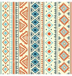 Abstract tribal pattern vector 1284642 - by transia on VectorStock®