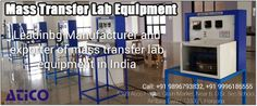 Best mass transfer lab equipment can give the good result. But you should be aware while purchasing from the market. You should check the all market, where it is sold. Do the prize compression and properly check the equipment. Then buy it from best seller.
