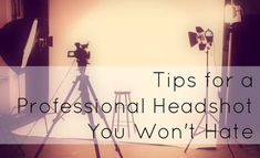 Be Visible, Brilliant Women of the World! Great tips for taking fabulous headshots!