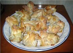 Paquetes de Pasta Filo rellenos | Alcoiama Blog: Cositas de andar por casa: RECETAS DE COCINA, FOTOS.