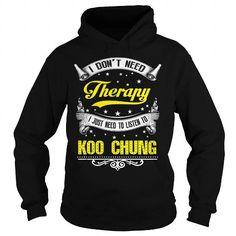 Awesome Tee Christmast Koo Chung T-Shirts