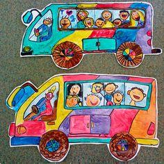 autobus Children, Puzzles, Ideas, Jute, Creative, Kids, Young Children, Boys, Puzzle