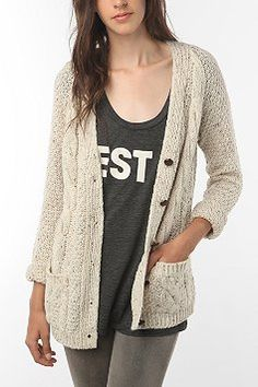 urban outfitters sweater.. love this!