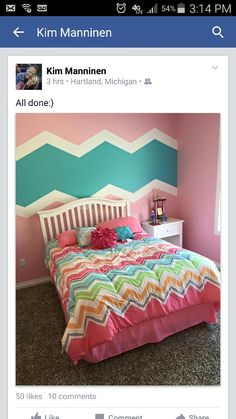 8 year old girls room
