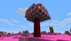 Candy Land Mod para Minecraft 1.3.2