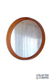 Gilac no 1813 Mid Century Modern Mirror Mid Century Modern Mirror, Mid Century Modern Design, Mid-century Modern, Home Decor, Decoration Home, Room Decor, Interior Decorating