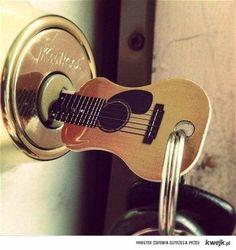 Pretty niffty idea for a key!