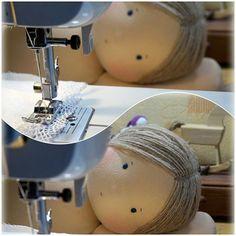 Undershirt for Masha Process Рубашка для Маши в процессе #small_JoysRU #process #sewing #dollmaking #waldorf_inspired #workingsunday #маленькие_радости #процесс #кукла_маша