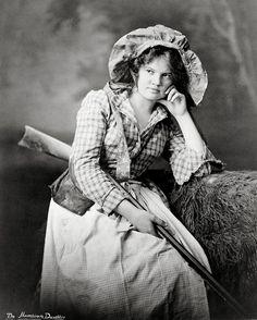 La hija del jíbaro.   «The moonshiner's daughter, ca. 1901».