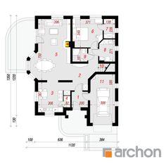 Dom w firletkach Dom jednorodzinny, parterowy z poddaszem użytkowym.  Do dyspozycji użytkownika 6 pokoi, 1 kuchnia, 2 łazienki, spiżarnia, kotłownia, garderoby, kominek, garaż.