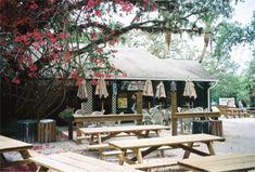 Snook Haven restaurant, a backwoods along the river kinda place.