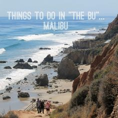 Things to Do in Malibu - thatgirlcarmel Malibu California, California Travel, Best Places To Travel, Places To See, Vacation Spots, Disneyland Vacation, Travel Usa, Travel Kids, Road Trip Usa
