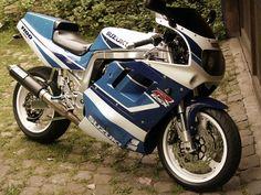GSXR 1100, 91er