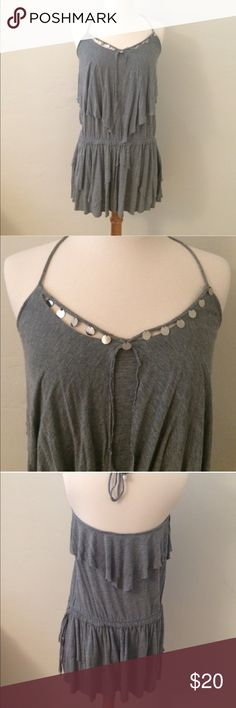 Bebe summer dress Super cute and soft fabric great condition 😍😉 bebe Dresses