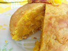 Pão de Rala - Typical sweet of Evora, Alentejo