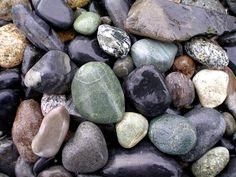 beach stones  #beach