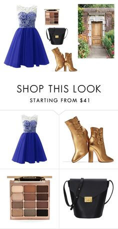 """""""Untitled #13651"""" by jayda365 ❤ liked on Polyvore featuring Gianvito Rossi and Stila"""