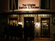 Westin Europa e Regina, Venezia, is of first importance among all my favorite hostelries in Europe... because I am in Venice often.  I prefer it to the Gritti and even the Danieli.  Why?  Because it has absolutely the best location in Venice: directly across from San Salute at the mouth of the Grand Canal, overlooking the lagoon, San Giorgio and everything that passes on the canal below.  It's a short five minute walk to Piazza San Marco or Harry's Bar, and only a few moments more to Teatro…