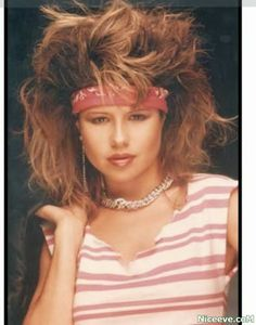80 s hair style and fashion