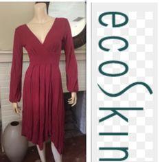 Nice Dress Nice dress from ecoSkin sz XS. Made with 68% rayon, 28%tencel and 6% spandex. EcoSkin Dresses Asymmetrical