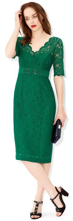 Monsoon Layla Lace Dress on shopstyle.co.uk