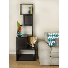 "Designer Pet Products The Sebastian 65"" Modern Cat Tree 