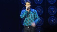 Home Free's Adam Rupp solo beatbox at The Ryman on The Sing-Off Tour