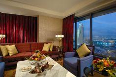 The H Hotel, Dubai, UAE - Executive Suite