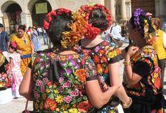 Huipiles of Oaxaca | HandEye