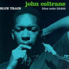 """LP, John Coltrane """"Blue Train""""  Quelle: http://rustnbones.wordpress.com"""