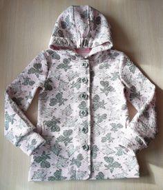 Алибрия: МК курточка из капитоне