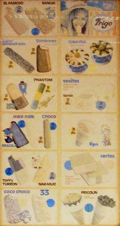 cartel frigo 1977