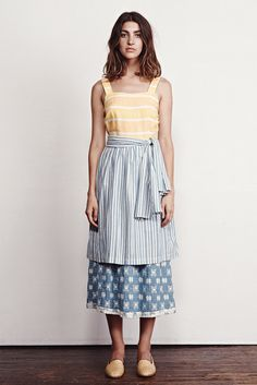 Ace & Jig Spring 2015 Ready-to-Wear Collection Photos - Vogue
