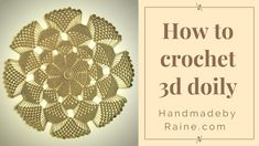 Sublime Crochet for Absolute Beginners Ideas. Capital Crochet for Absolute Beginners Ideas. Crochet Symbols, Crochet Doily Patterns, Thread Crochet, Filet Crochet, Crochet Motif, Crochet Designs, Crochet Doilies, Crochet Flowers, Crochet Lace