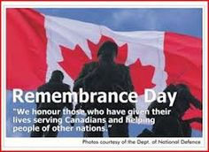 Canadian Remembrance Day