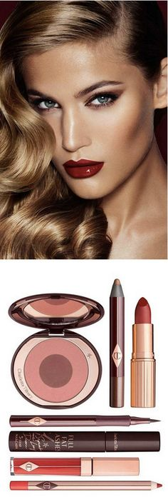 Gorgeous bombshell palette by Charlotte Tilbury! http://rstyle.me/n/pxtivnyg6
