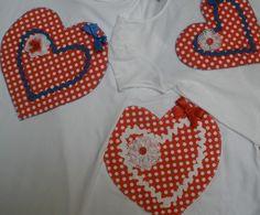 Camisetas I love you