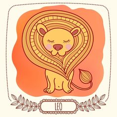 Leo the Lion Leo Horoscope For Today, Zodiac Horoscope, Aries, All About Leo, Leo Lion, Sign I, Constellations, Artsy Fartsy, Lions