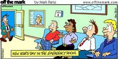 New Year's Day in the Emergency Room ¸.•♥•.¸¸¸ツ