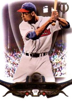2016 Topps Tribute #27 Larry Doby Front