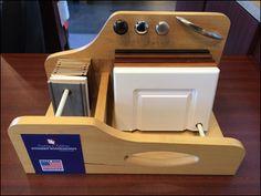 Stasser Woodenworks® Swivel Sampler In-Store