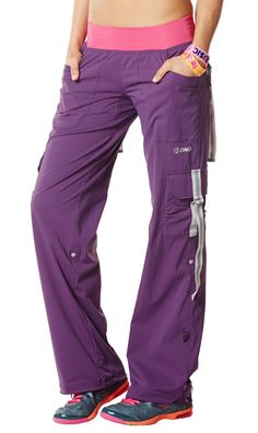 Craveworthy Cargo Pants | Zumba Fitness Shop