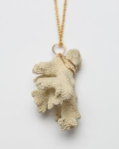 buy me this for my birthday.    Coral Necklace In Cream