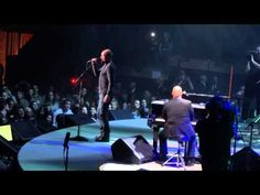 Big Man On Mulberry Street - Billy Joel and Sting - November 25, 2014 - MSG, New York - YouTube