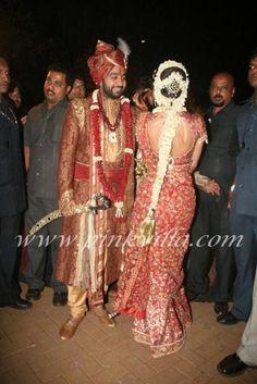 Shilpa Shetty Wedding Pics | PINKVILLA