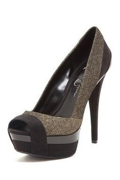Jessica Simpson Weema High Heel Pump